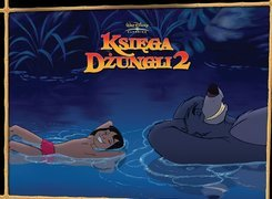 Baloo, Mowgli, Księga Dżungli 2, The Jungle Book 2