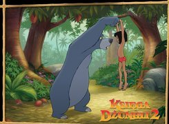 Baloo, Księga Dżungli 2, The Jungle Book 2