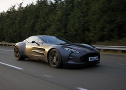 Aston Martin One-77, Trasa
