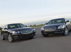 Stary, Nowy, Buick LaCrosse