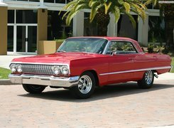 Chevrolet Impala, Muscle, Car