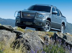 Chevrolet Avalanche, Offroad