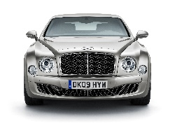 Bentley Mulsanne, Ksenony