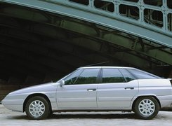 Citroen XM, Lewy, Bok, Most
