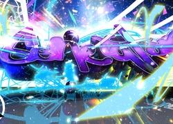 6c4e4005a Chłopak, Graffiti, Legia