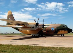 C-130H, Hercules, Royal, Jordania, Force