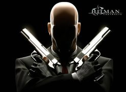 Hitman Contracts, Cień, Pistolety