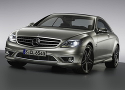 Mercedes CL, 65, AMG
