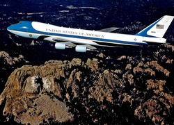 Boeing VC-25A, Air Force One