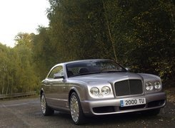 Bentley Brooklands, Reflektory