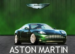 Zielony, Aston Martin DB7