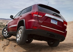 Jeep Grand Cherokee, 4x4, Limited