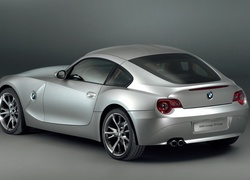 BMW Z4, Coupe