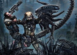 Aliens Vs Predator, Gra