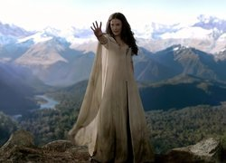 Serial, Miecz Prawdy, Legend of the Seeker, Bridget Regan