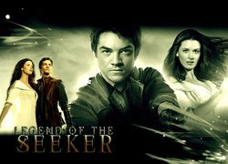 Serial, Miecz Prawdy, Legend of the Seeker, Craig Horner, Bridget Regan