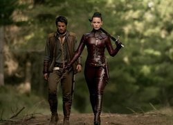 Craig Horner, Bridget Regan, Plan, Filmu, Miecz Prawdy, Legend of the Seeker