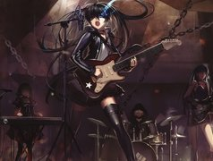 Zespół, Black Rock Shooter