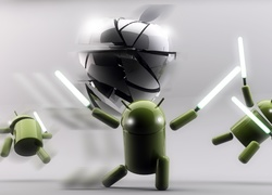 Android, Miecze, Apple