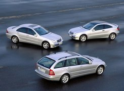 Mercedes C-klasa, Kombi, Sedan, Hatchback