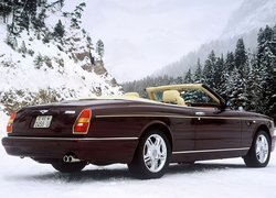 Bentley Azure, Zima