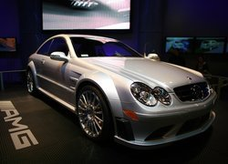Mercedes Benz CLK 63 AMG, Salon