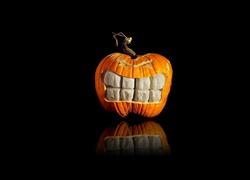 Dynia, Zęby