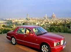 Bentley Arnage, Kobieta