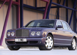 Bentley Arnage, Reflektory