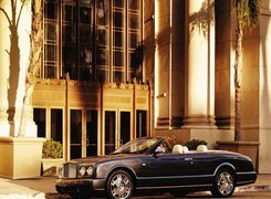 Bentley Azure, Odkryty, Dach