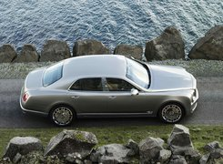 Bentley Mulsanne, Sedan, Drzwi