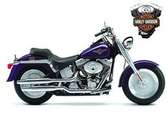 Harley Davidson Fat Boy 2