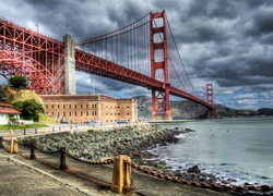 Most, Golden, Gate, San, Francisco
