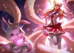 Leagune of legends, Ahri