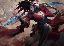 Akali z gry League of Legends