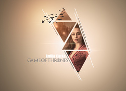Emilia Clarke, Gra o tron, Game of Thrones