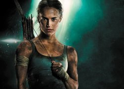 Film, Tomb Raider, Aktorka, Alicia Vikander, Lara Croft