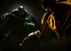 Batman w grze wideo Injustice 2