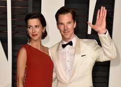 Benedict Cumberbatch i Sophie Hunter