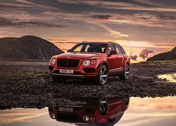 Bentley Bentayga V8, 2018