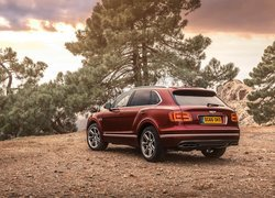 Bentley Bentayga, 2016