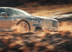 Bentley Continental Flying Spur - przód