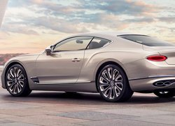 Bentley Continental GT bokiem