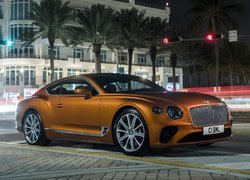 Bentley Continental GT V8, Coupe