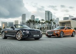 Bentley Continental GT V8 kabriolet i coupe