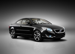 Black Sapphire Volvo C70 Inscription rocznik 2012