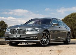 BMW 7 Series G 11/12 750Li xDrive, 2016