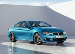 Turkusowe, BMW F32, Coupe, 2013