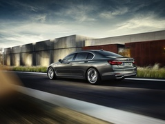 BMW Seria 7 G12 750Li xDrive Design Pure Excellence, 2015