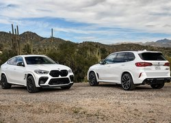 BMW X6 M i BMW X5 M Competition